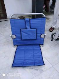 Brand new adjustable, foldable backrest