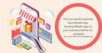 Get up to 50% off on mobile app development & other digital
