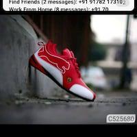 Navratri special trendy men's casual sneakers
