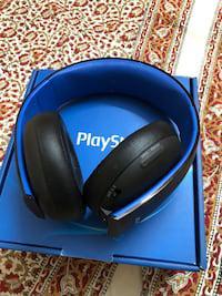 Playstation wireless 7.1 surround sound headset