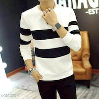 Wholesale stylish cotton men's striped