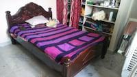 6*4 double cot with out mattress
