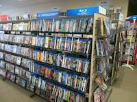 Blu Ray movies. all original collection