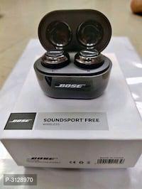 Bose wireless earphones