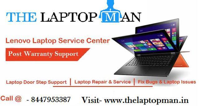 Get best lenovo laptop service center in delhi