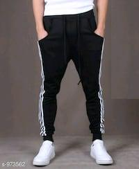 Trendy casual spun blend track pant | free home delivery