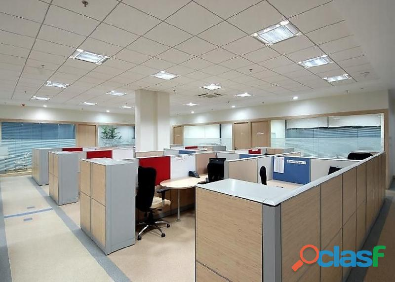 Sale of commercial space with Tenant ITC company in begumpet Area 4213 Sft/Price: Rs: 4 Crores/Rent