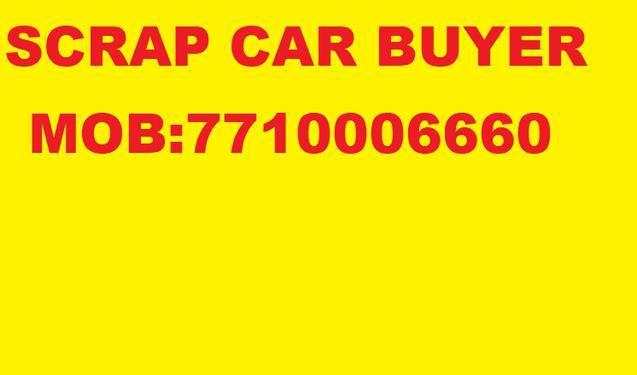 scrap car buyer in Pipmri chinchwad pune baner Accident car