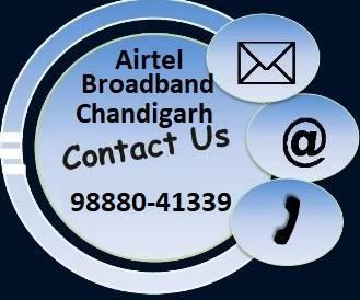 Airtel broadband service in chandigarh,mohali & panchkula in