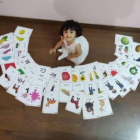 Benefits of flashcards for toddlers - small biz ads