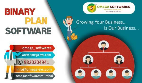 Best Binary MLM Plan software development company in India -