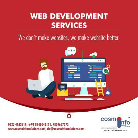Best software & web development company - creative services