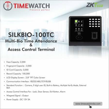 Biometric time attendance - electronics - by owner