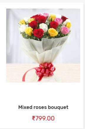 Buy flowers online in noida - arts & crafts - by owner