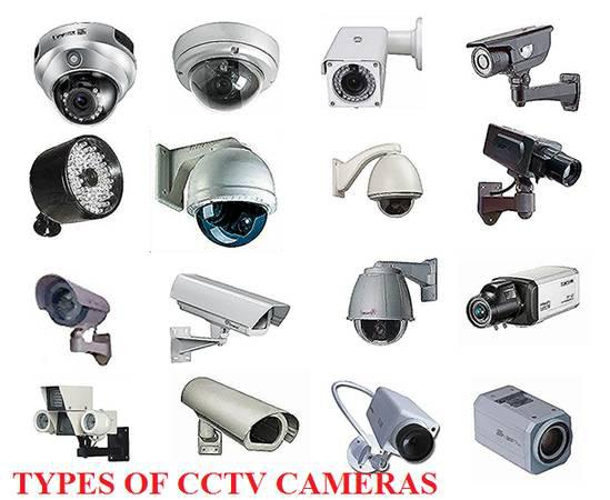 Cctv camera sales & service - computer services