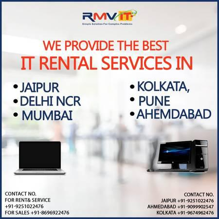 Computer rental service in jaipur - computer services