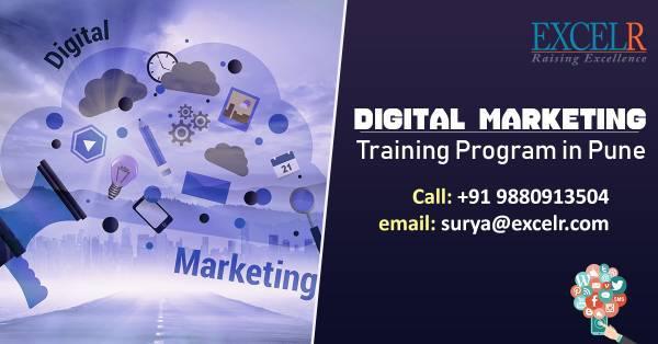 Digital marketing training institutes - lessons & tutoring