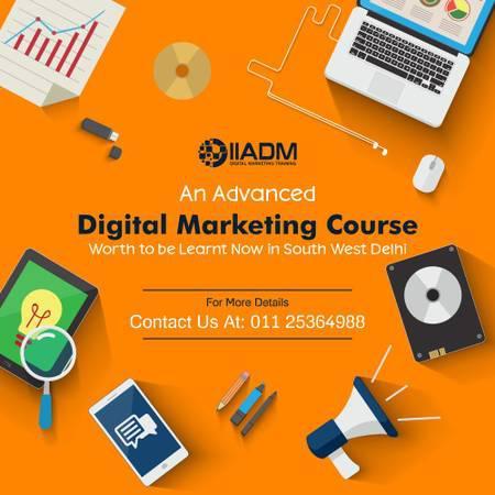 Digital marketing institute in delhi - computer services