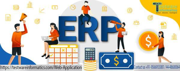 Erp software and services - cell phone / mobile services