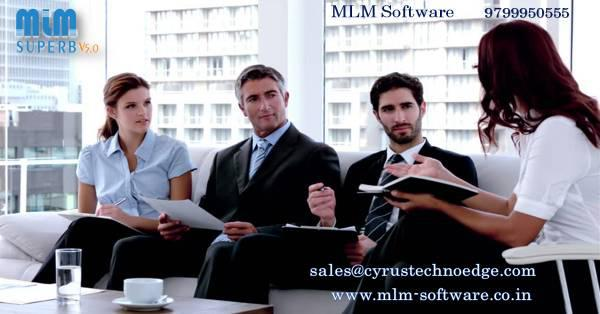 How to attract clients your business through mlm software -