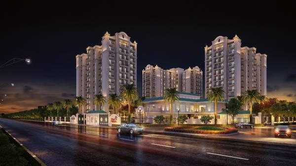 Oro elements –2/3bhk flats in jankipuram extension lucknow