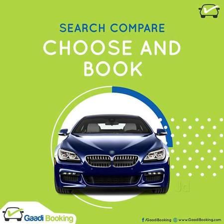 Online car booking & car rental services in mumbai -
