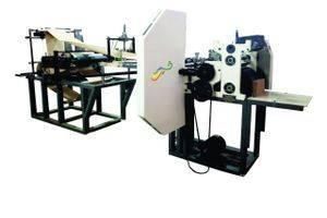 Paper bag making machine suppliers - bharath bag machine -