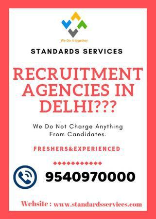 Recruitment agencies in delhi - customer service