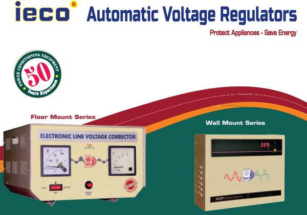 Working of servo voltage stabilizers and application usage.