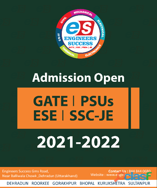 Ece gate coaching in dehradun engineers success