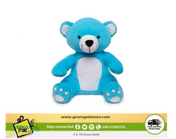 Flat 50% off on buy soft hug teddy bear 36 cm online at best