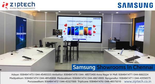 Samsung showrooms in chennai - cell phones - by dealer