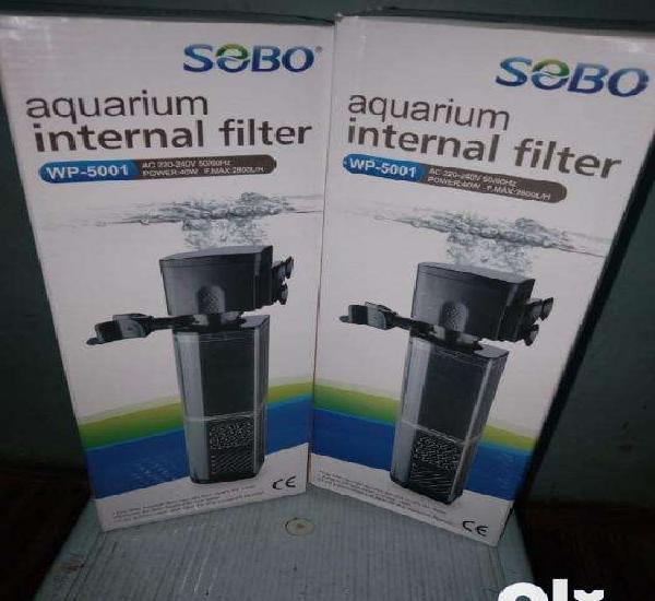 Sobo wp 5001 aquarium internal filter