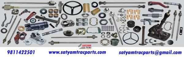 Tafe 42 di tractor spare parts - auto parts - by owner