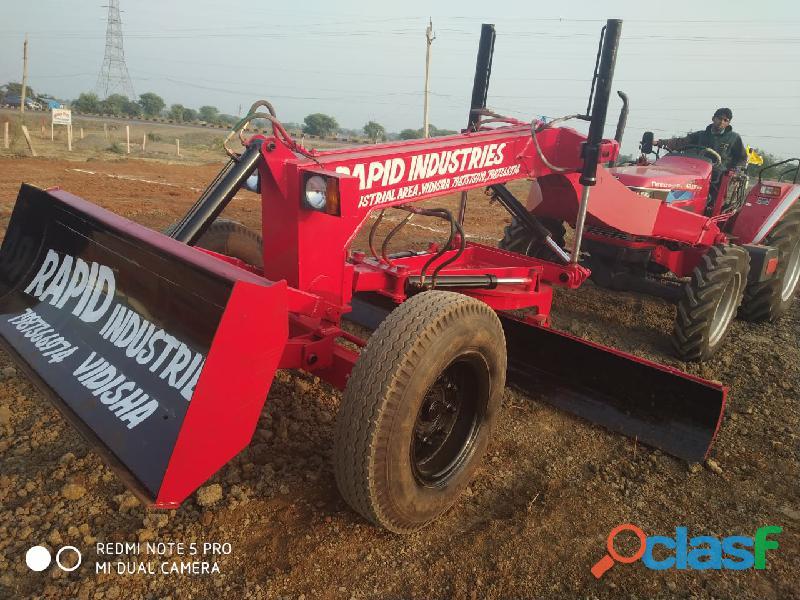 Tractor Grader Attachment 1