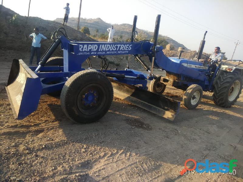 Tractor Grader Attachment 2