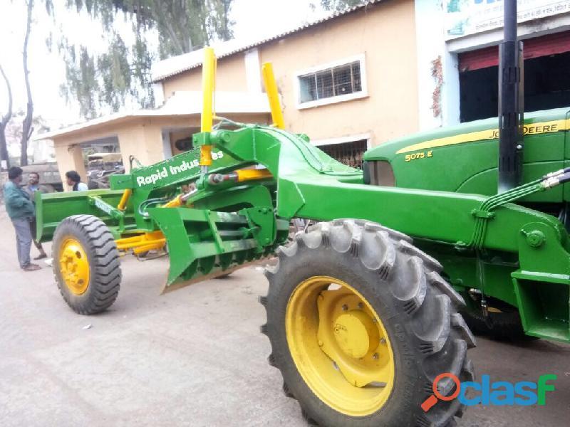 Tractor Grader Attachment 3