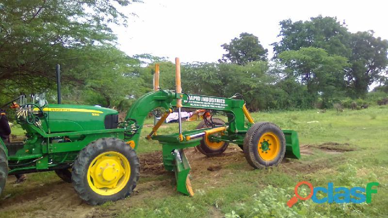Tractor Grader Attachment 5