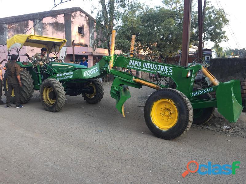 Tractor Grader Attachment 4