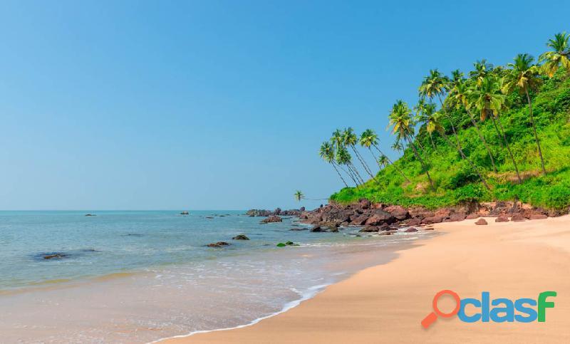 Goa tour package from mumbai