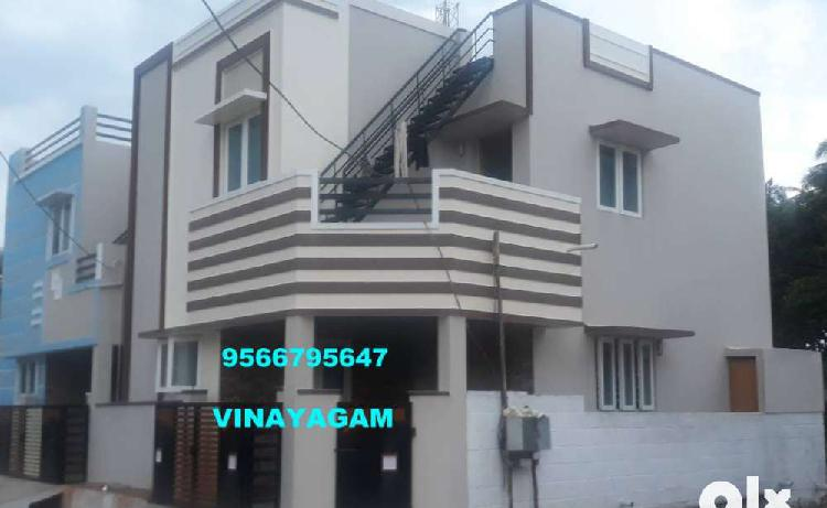 Affordable , budget price villa for sale at vadavalli