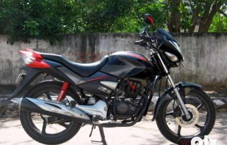 Cbz extreme bike on good condition.