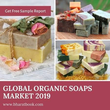 Global organic soaps market forecast 2019-2024 - beauty