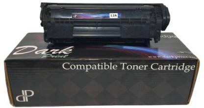 Hp 12a compatible cartridges in delhi