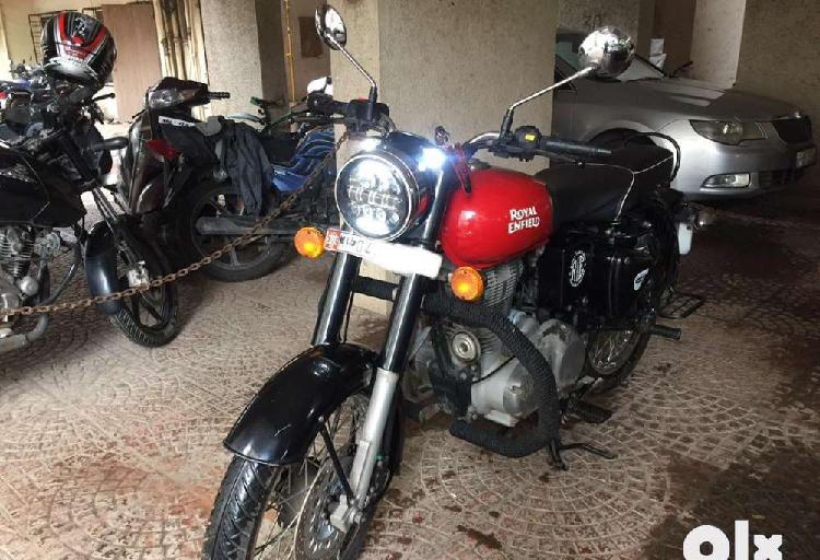 I want sell to my royal enfield classic 350 next to showroom