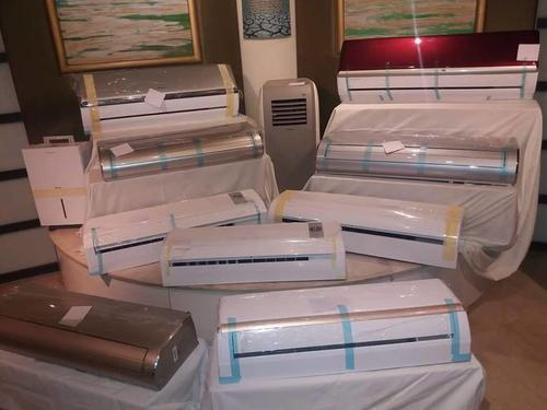 Used air conditioner with warranty