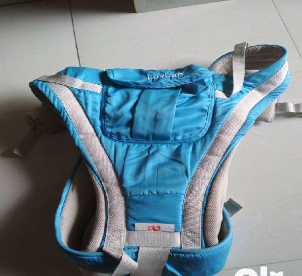 Baby carrier almost unused, used hardly 2-3 times