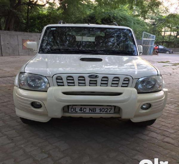 Mahindra scorpio sle 2.6 crde, 2006, diesel