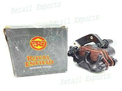 Royal enfield motorbike front disc brake caliper bike