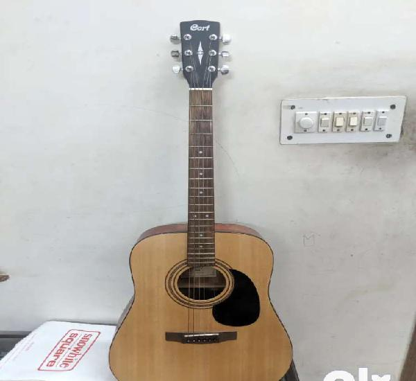 Brand new cort guitar with inbuilt equalizer and tuner